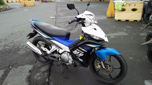 Yamaha Sniper mx 135 2013-2014 model photo