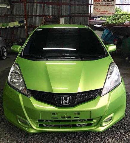 2012 Honda Jazz 1.5 A/T photo