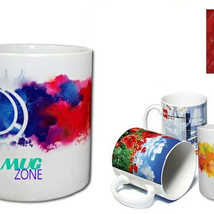 CUSTOMIZED MUG PRINTING photo