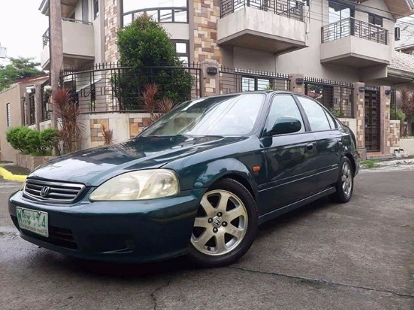 Honda LXi 2000 SIR BODY A/T photo