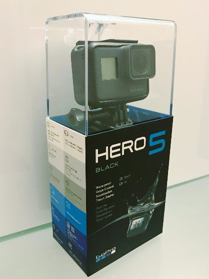 Brand New GoPro Hero 5 Action camera (Black) photo