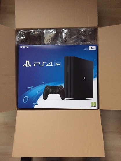 Sony PlayStation 4 Pro - PS4 Pro 1TB 4K Console - NEW & SEALED image 2