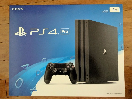 Sony PlayStation 4 Pro - PS4 Pro 1TB 4K Console - NEW & SEALED image 3