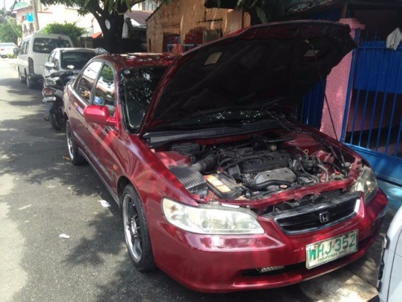 Cb400 For Sale Philippines >> Honda Accord 1999 - Used Philippines