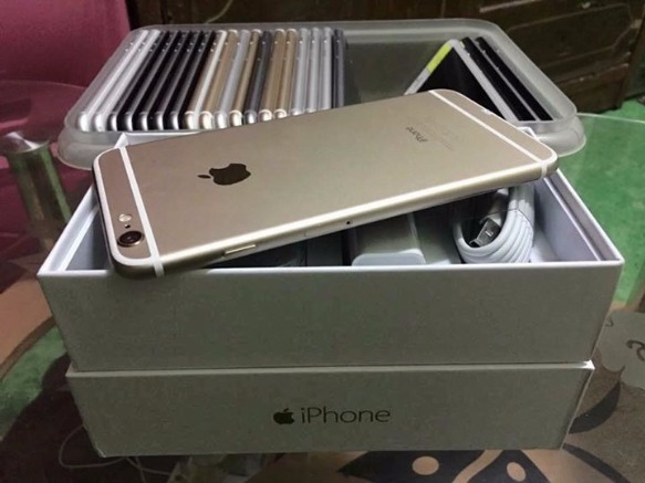 iPhone 6plus 64gb via 3G GPP Chips photo