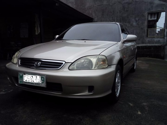 honda civic 2000 photo