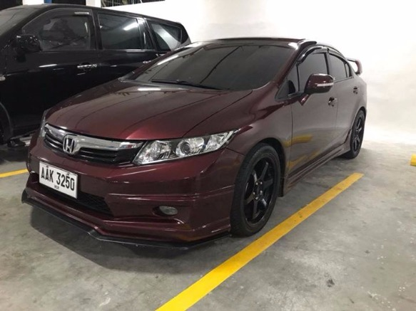 Honda Civic FB 2013 Loaded matic photo