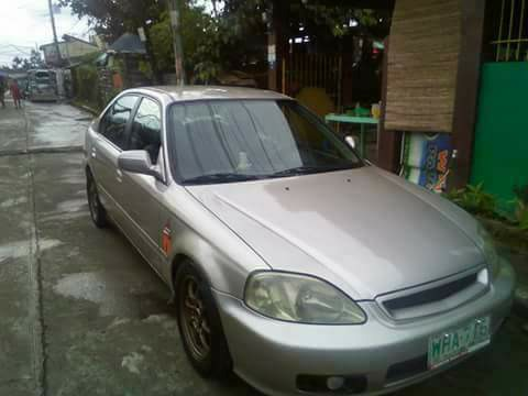 Honda Civic 99 Model sir body photo
