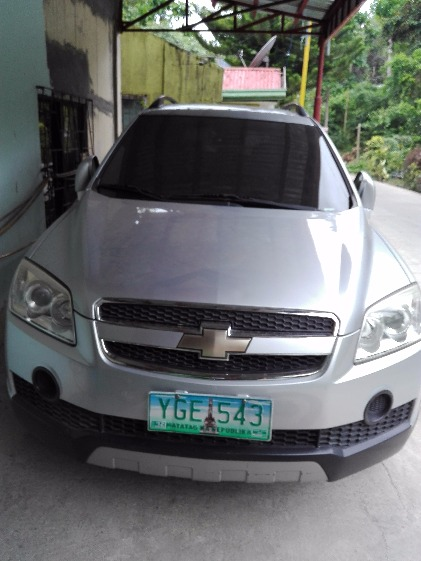 chevrolet captiva photo
