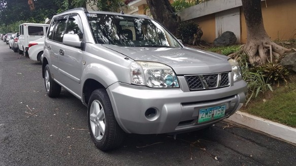 Nissan xtrail photo
