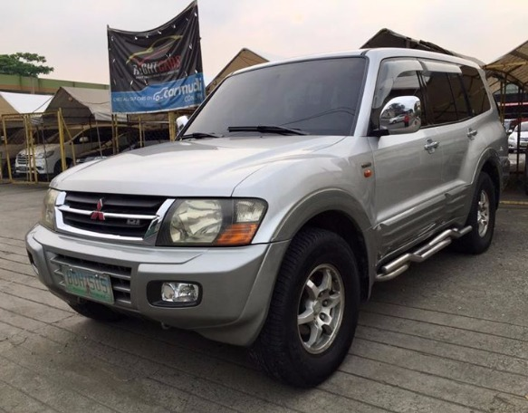 2008 Mitsubishi Pajero ck 4x4 Diesel Engine photo