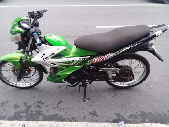 Kawasaki Fury 125 2013 model photo