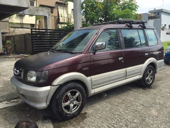 Mitsubishi Adventure 2000 super sports photo