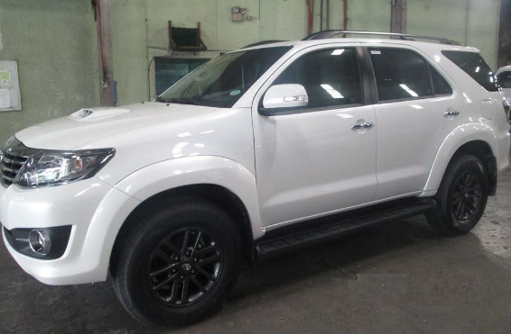 Toyota Fortuner for Rent photo