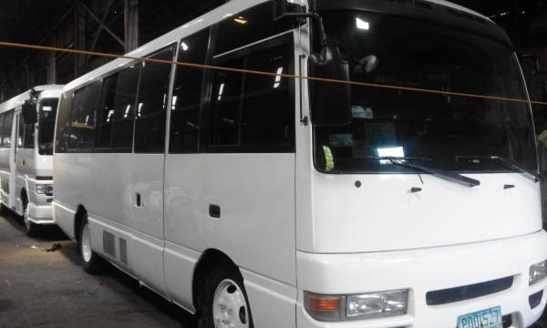 NIssan Coaster for Rent photo