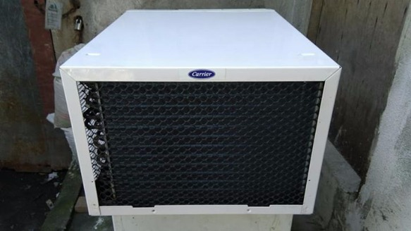 Aircon carrier 1hp icool series with timer and fan plug image 3