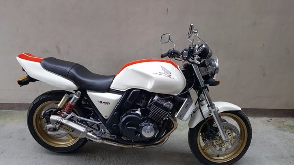 Honda Super4 CB400 photo