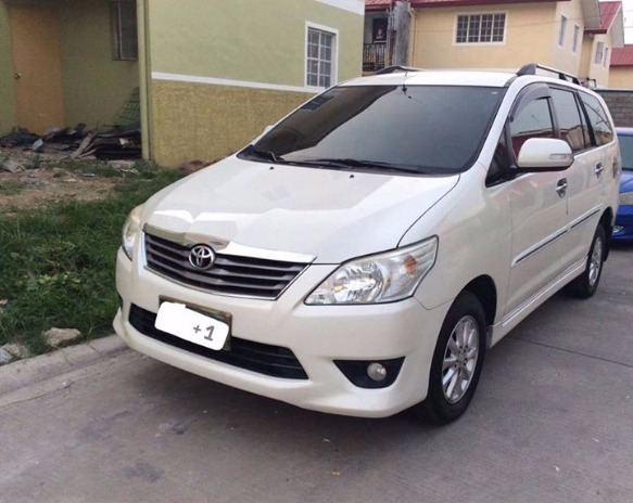 Toyota Innova G 2012 MT Diesel photo