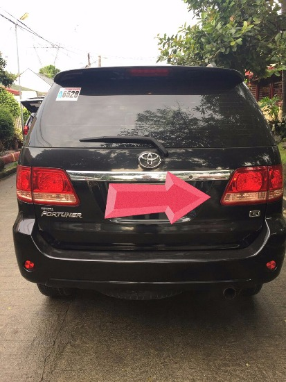 Toyota fortuner 2007 image 2