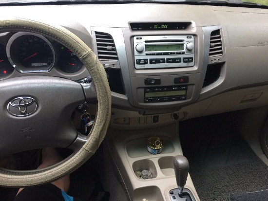 Toyota fortuner 2007 image 3