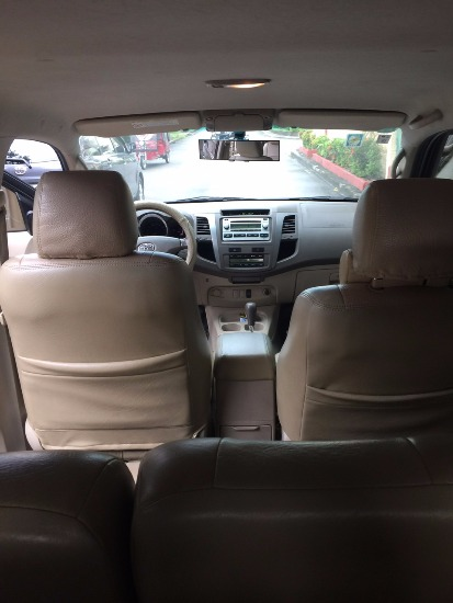 Toyota fortuner 2007 image 4