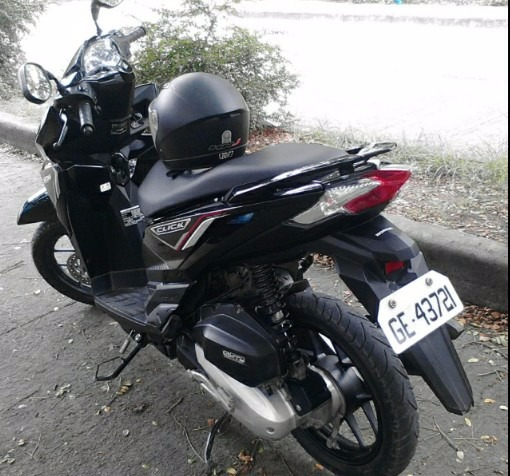 Honda Click 125i photo