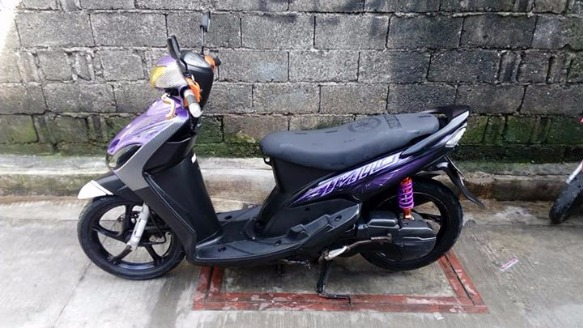 Yamaha mio amore 2011 model photo