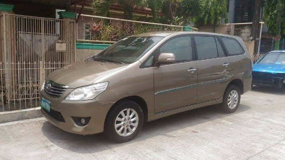 Toyota Innova G 2013 photo