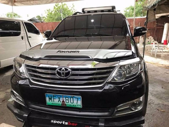 2012 TOYOTA FORTUNER G photo