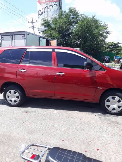 Toyota innova J 2006 Diesel photo