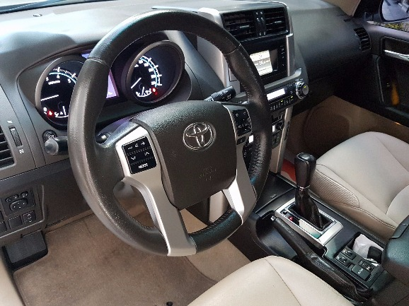 2012 Toyota Prado vx photo