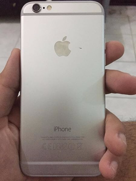 Iphone 6 16gb Silver FU image 2