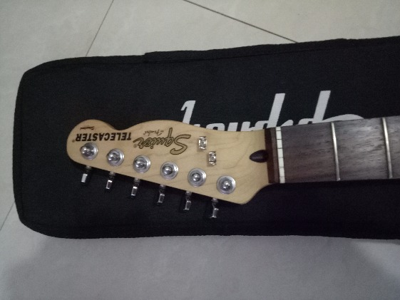 Squier Fat Telecaster Standard Series image 2