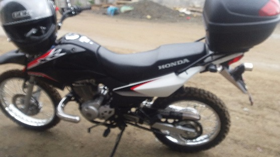 honda XR150leke photo