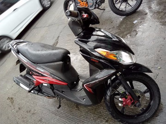 mio mx125 photo