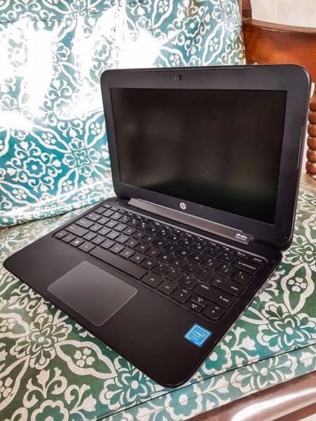 Laptop HP 6th Gen Windows 10 image 2