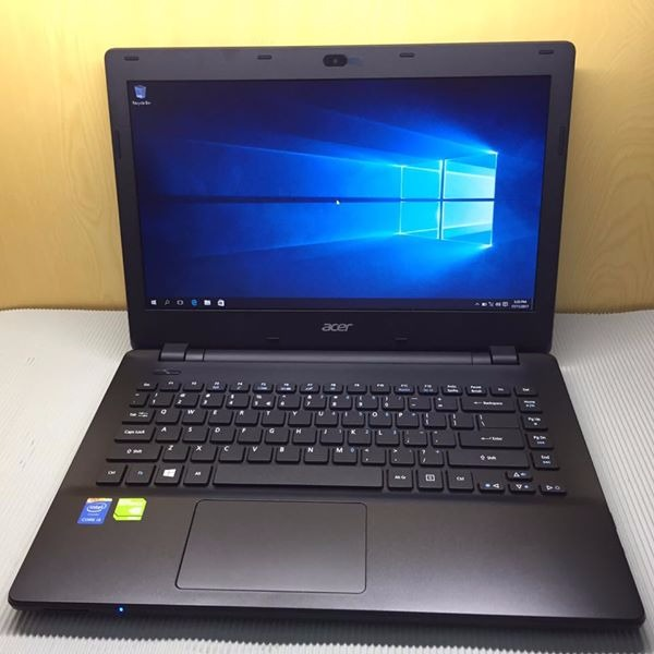 Acer travelmate P246-MG Corei5-5thgen 4GB 500HDD Win10 nvidia 840M 2GB photo