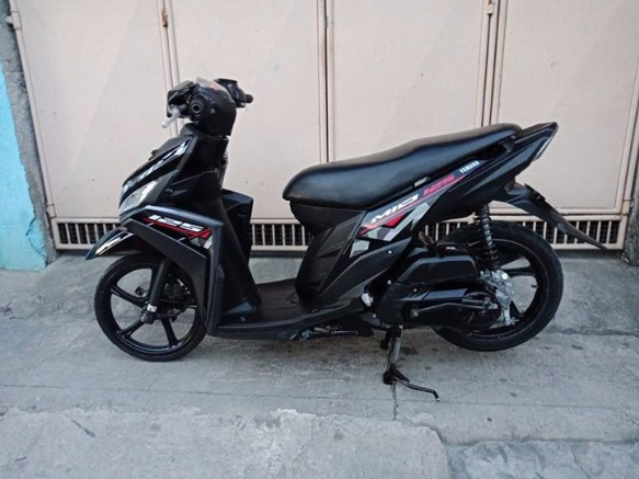 Yamaha mio i 125 model 2015 photo