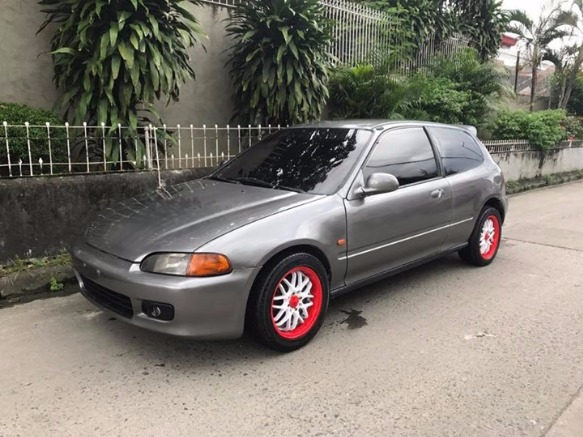1995 Honda civic Hatchback MT photo
