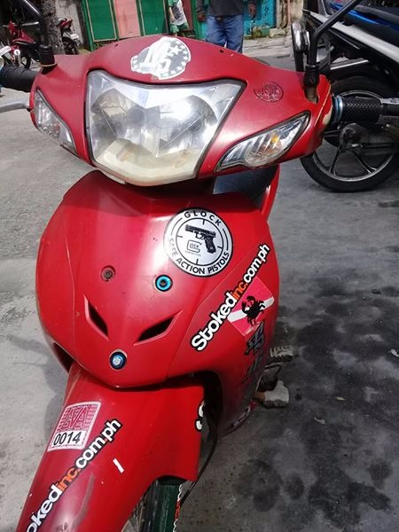 Honda waveR100 2008 model photo