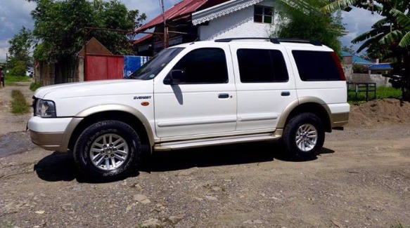 Ford Everest 2006 XLT TDCi Diesel engine SUV photo