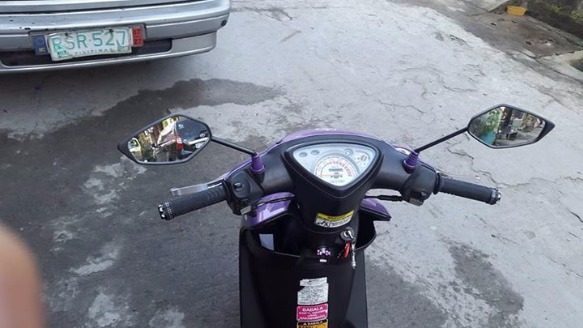 mio sporty 2010/2011 model image 2