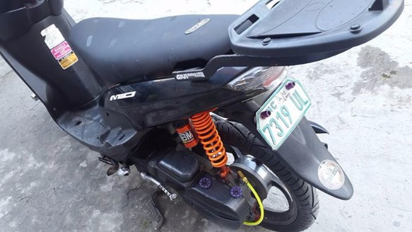 mio sporty 2010/2011 model image 4