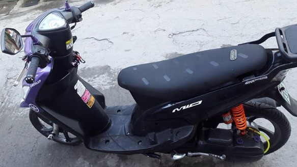 mio sporty 2010/2011 model image 5