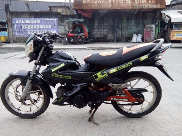 Kawasaki fury 125 2009 model photo