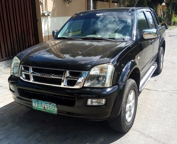 Isuzu D'max 2004 Model 4x4 RUSH!!! photo
