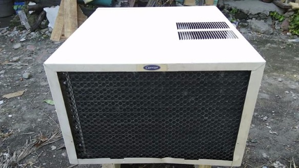 Aircon carrier 1.2hp with timer and fan plug image 3