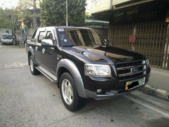 Ford ranger xlt 4x4 3.0 2009 photo