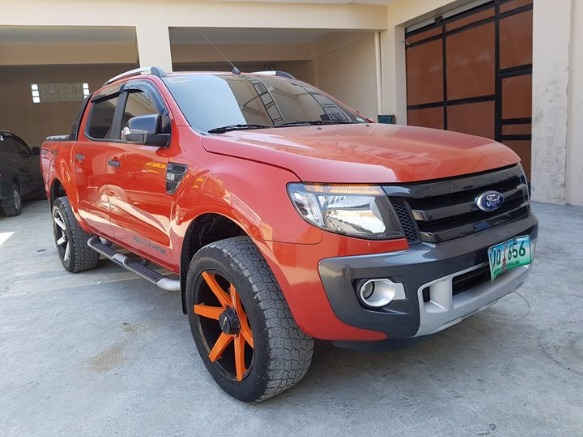 2014 ford ranger 4x4 manual photo