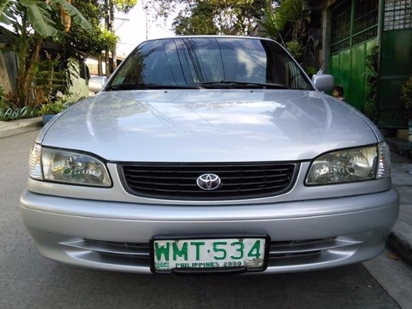 Toyota Corolla XL lovelife 2001 Power Steering photo